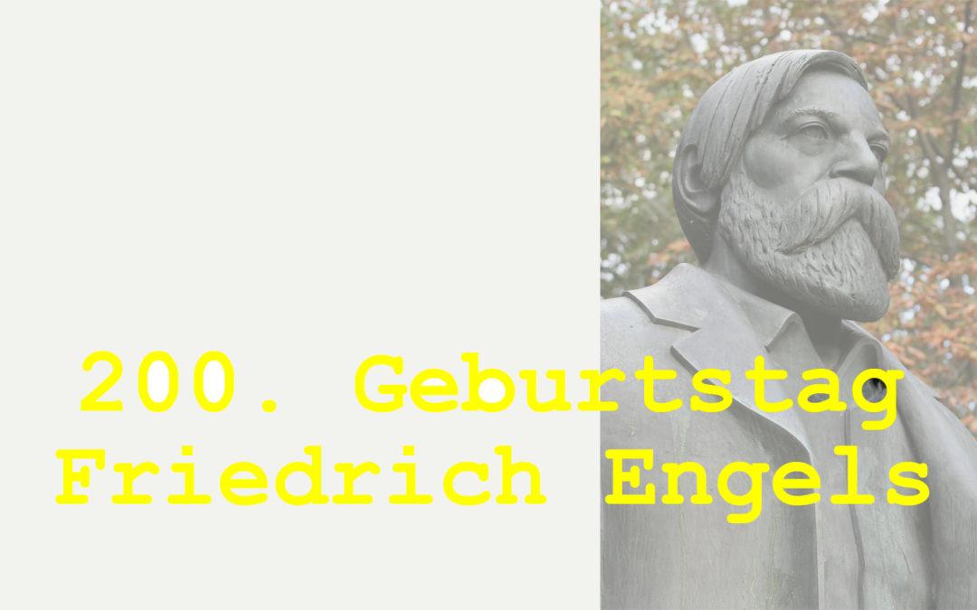 Friedrich Engels und das Kaffeekapital